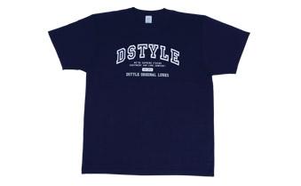 DSTYLE COLLEGE  LOGO Tシャツ 2017:6月発売予定