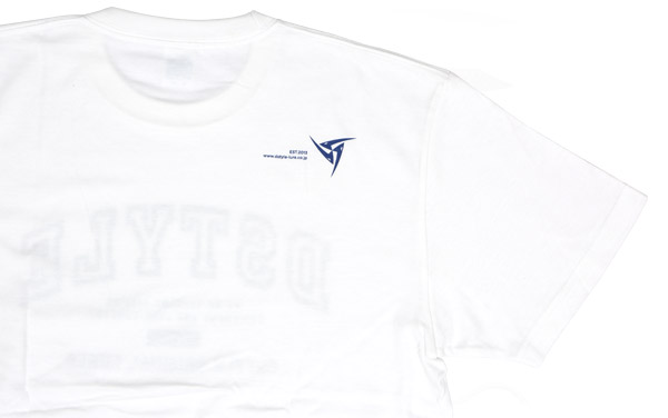 DSTYLE COLLEGE  LOGO Tシャツ 2017詳細