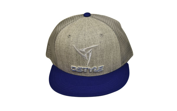 DSTYLE Flat Bill Snap Back Cap詳細