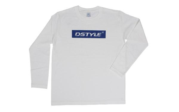 DSTYLE BOX LOGO ロングTシャツ
