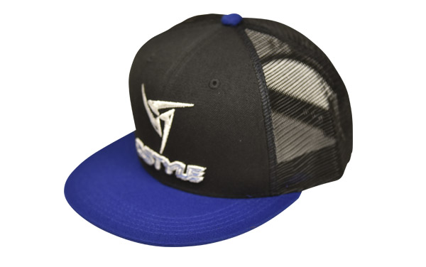 DSTYLE Flat Bill Snap Back Cap