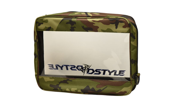 DSTYLE Multi Clear Pouch L