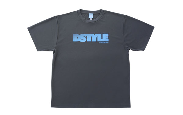 DSTYLE SPEEED LOGO DRY Tシャツ(2019年6月発売予定)