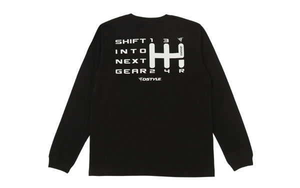 DSTYLE 2020 Shift Pattern LS T-Shirts