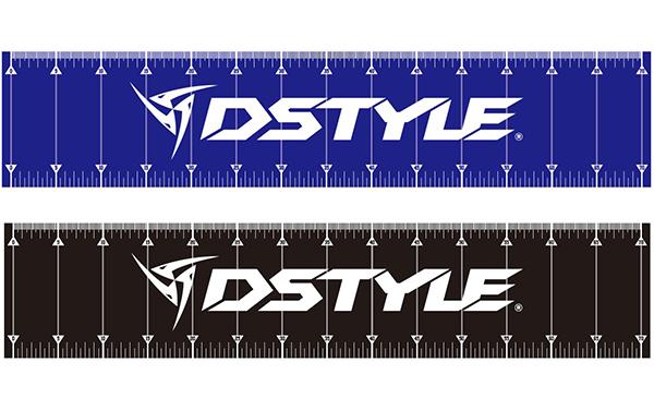 DSTYLE メジャー付きカーペットディカール