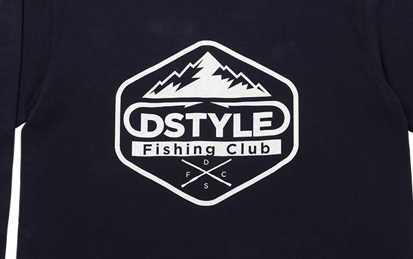 2021 DSTYLE Fishing Club LS T-Shirts詳細