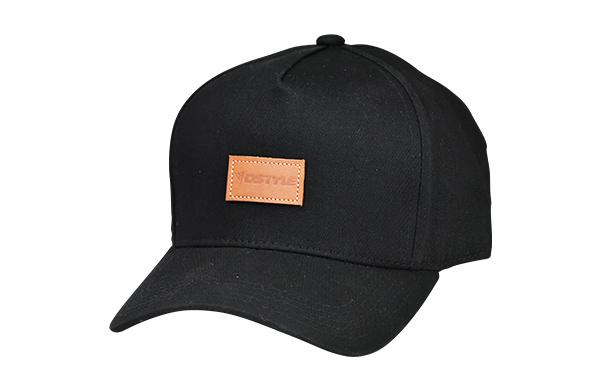 DSTYLE Leather Logo Low Cap Strap Back(ディスタイル レザーロゴローキャップストラップバック)