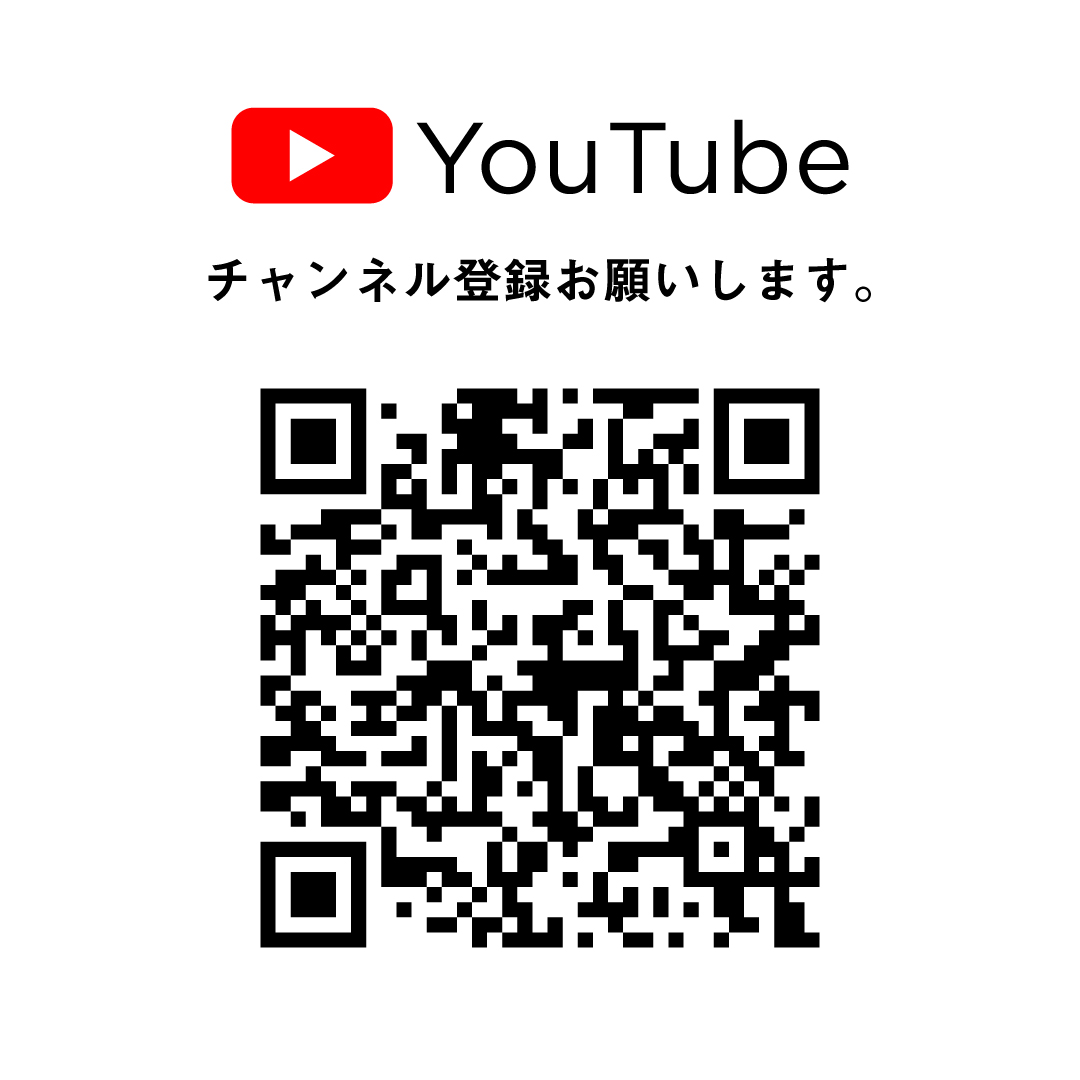 Youtube_チャンネル登録QR